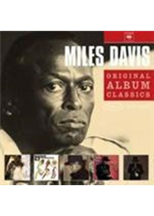 Miles Davis - Original Album Classics Vol.2 (The Man With The Horn/Star People/Decoy/You're Under Arrest/Aura) (Music CD)