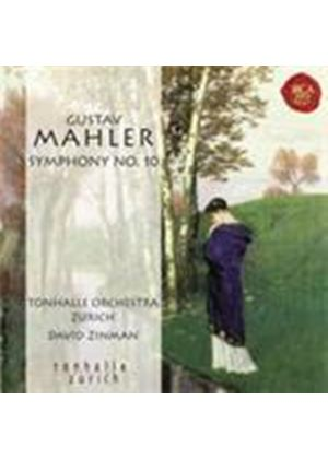 Mahler: Symphony No 10 (Music CD)
