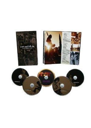 Jimi Hendrix - West Coast Seattle Boy (The Anthology/+DVD Box Set)
