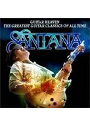 Santana - Guitar Heaven (Deluxe Edition/+DVD)