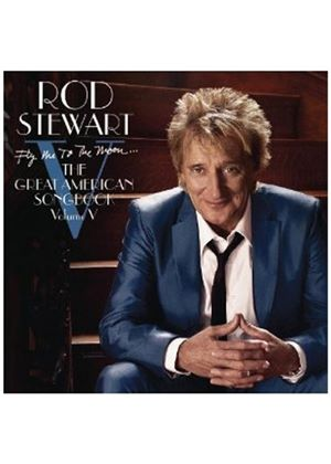 Rod Stewart - Fly Me To The Moon (The Great American Songbook Vol.5/Deluxe Edition) (Music CD)