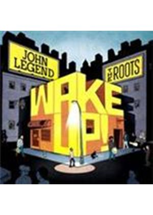 John Legend & The Roots - Wake Up (Music CD)