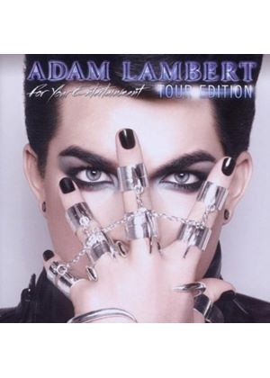 Adam Lambert - For Your Entertainment (Tour Edition CD/DVD) (Music CD)
