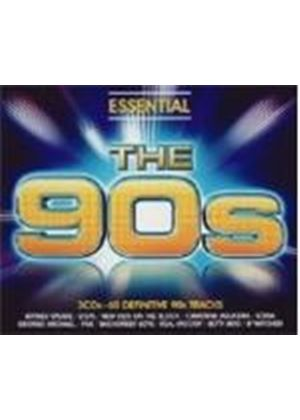 Various Artists - Essential - The 90s (Music CD)