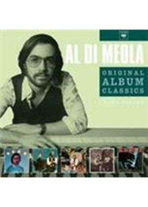 Al Di Meola - Original Album Classics (Land Of The Midnight Sun/Elegant Gypsy/Casino/Splendido Hotel/Electric Rendezvous) (Music CD)