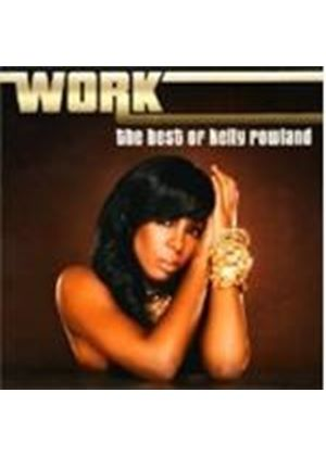 Kelly Rowland - Work (The Best Of Kelly Rowland) (Music CD)