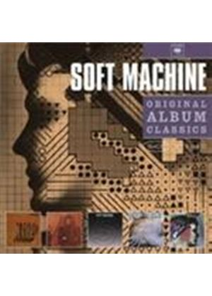 The Soft Machine - Original Album Classics (Third/Fourth/Fifth/Six/Seven) (Music CD)