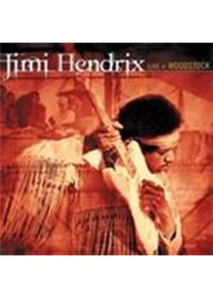 Jimi Hendrix - Live At Woodstock (Deluxe Edition) (Music CD)