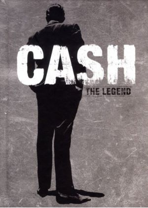 Johnny Cash - The Legend (4 CD) (Music CD)