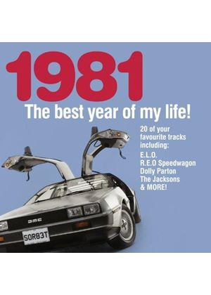 Various Artists - Best Year of My Life (1981) (Music CD)