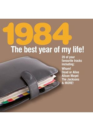 Various Artists - Best Year of My Life (1984) (Music CD)