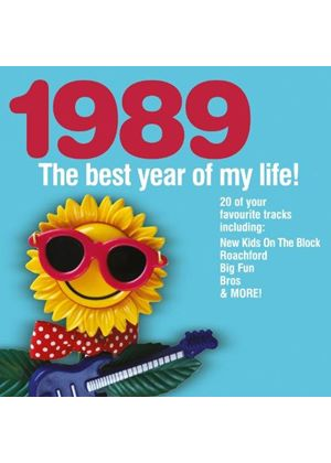 Various Artists - Best Year of My Life (1989) (Music CD)