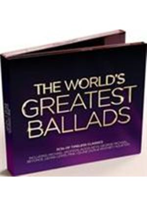 Various Artists - World's Greatest Ballads, The (Music CD)