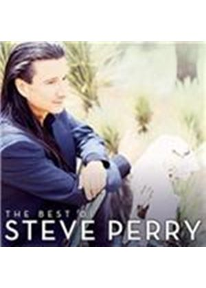 Steve Perry - Oh Sherrie (The Best Of Steve Perry) (Music CD)