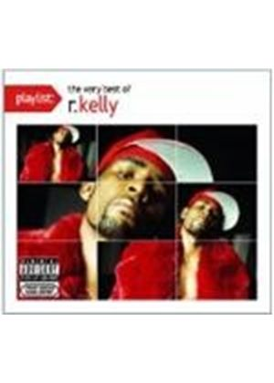 R. Kelly - Playlist (The Very Best Of R. Kelly) (Music CD)