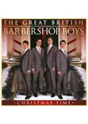 Great British Barbershop Boys (The) - Christmas Time (Music CD)