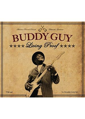 Buddy Guy - Living Proof (Music CD)