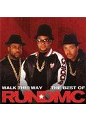 Run DMC - Walk This Way (The Best Of Run DMC) (Music CD)