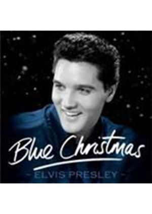 Elvis Presley - Blue Christmas (Music CD)
