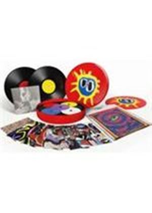 Primal Scream - Screamadelica (20th Anniversary Limited Collector's Edition/Remastered/+DVD/+2LP/+Book)