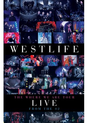 Westlife - Where We Are Tour - Live From The O2 (Blu-Ray)