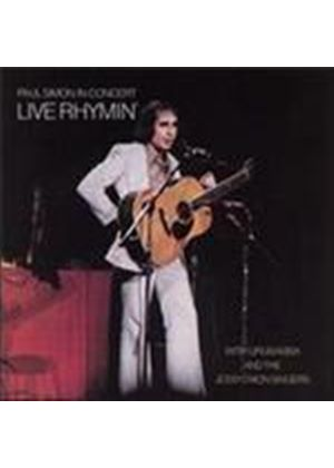 Paul Simon - Live Rhymin' (Paul Simon In Concert/Remastered & Expanded) (Music CD)