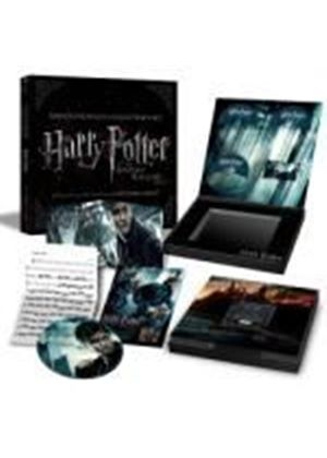 Original Soundtrack - Harry Potter & the Deathly Hallows - Alexandre Desplat (Deluxe Boxset) (Music CD)