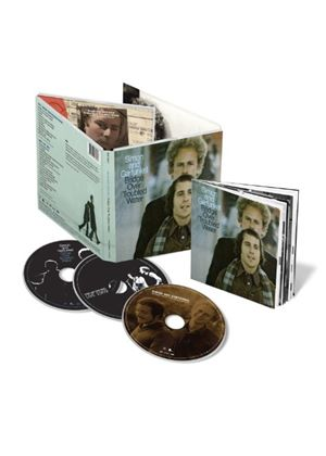 Simon & Garfunkel - Bridge Over Troubled Water (40th Anniversary Deluxe Edition/+DVD)