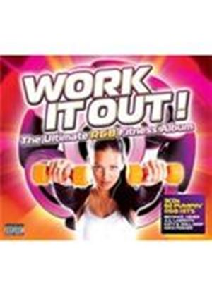 Various Artists - Work It Out: the Ultimate R&B Fitness Album (3 CD) (Music CD)
