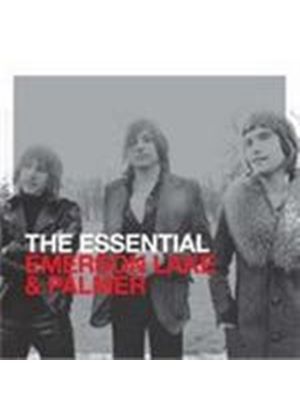 Emerson, Lake & Palmer - Essential Emerson Lake And Palmer, The (Music CD)