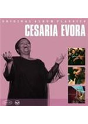 Cesaria Evora - Original Album Classics (3 CD) (Music CD)