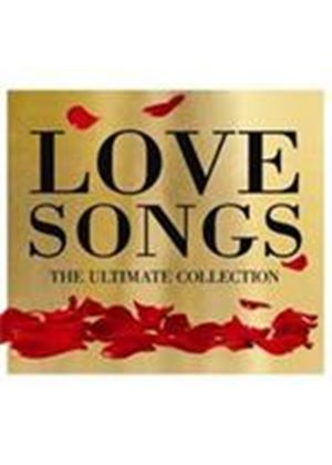 Various Artists - Love Songs (The Ultimate Collection) (Music CD)