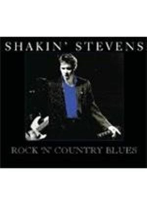 Shakin' Stevens - Rock and Country Blues (Music CD)
