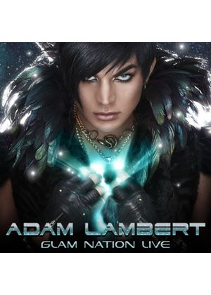 Adam Lambert - Glam Nation Live (+DVD)