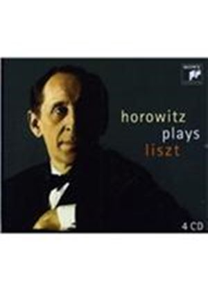 Horowitz Plays Liszt (Music CD)