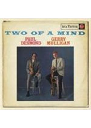 Paul Desmond & Gerry Mulligan - Two Of A Mind (Music CD)