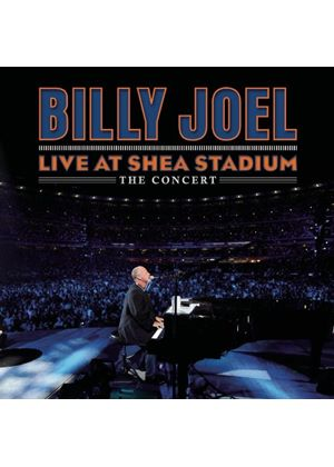 Billy Joel - Live at Shea Stadium [2 CD + DVD] (Music CD)