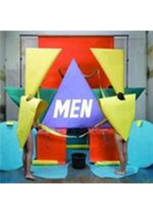 MEN - Talk About Body (Music CD)