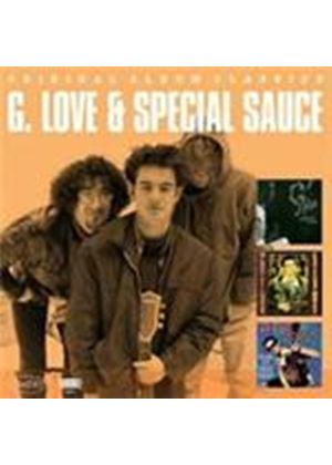 G. Love & Special Sauce - Original Album Classics (Music CD)