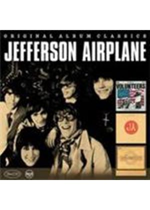 Jefferson Airplane - Original Album Classics (Music CD)
