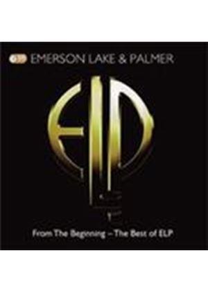Emerson, Lake & Palmer - From The Beginning (The Best Of Emerson, Lake & Palmer) (Music CD)