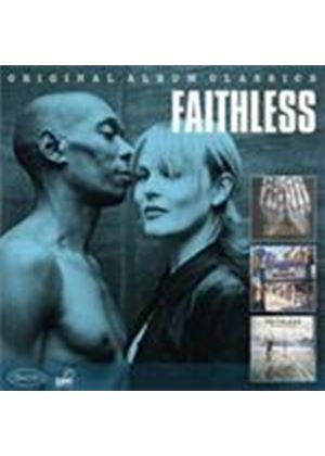 Faithless - Original Album Classics (Reverence/Sunday 8pm/Outrospective) (Music CD)