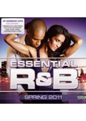 Various Artists - Essential R&B Spring 2011 (2 CD) (Music CD)