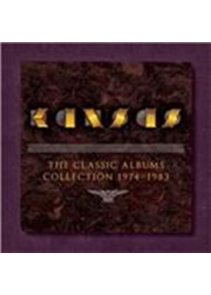 Kansas - Complete Albums Collection (11 Disc Box Set) (Music CD)