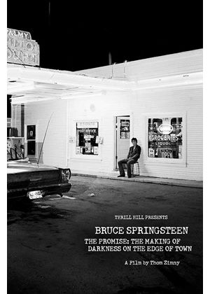 The Promise: The Making of Darkness on the Edge of Town Documentary - Bruce Springsteen (Blu-ray)
