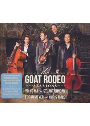Yo-Yo Ma - The Goat Rodeo Sessions (Music CD)