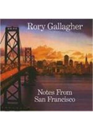 Rory Gallagher - Notes From San Francisco (Live/Limited Deluxe Edition) (Music CD)