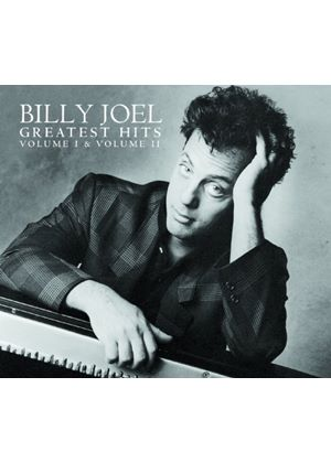 Billy Joel - Greatest Hits Vol.1 & 2 (Music CD)
