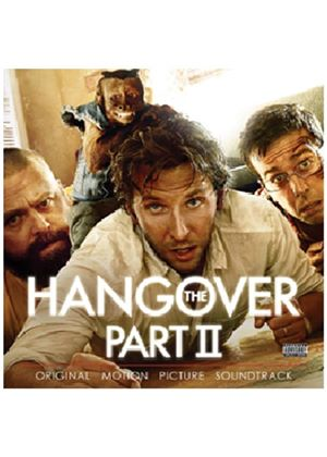 Various Artists - Hangover Part II, The (Parental Advisory) [PA] (Music CD)