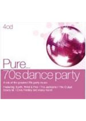 Various Artists - Pure... 70s Dance Party (Music CD)